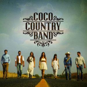 Album éponyme de reprises du groupe Coco Country Band. Une seule écoute vous bercera dans les grands classiques du country-rock américain!