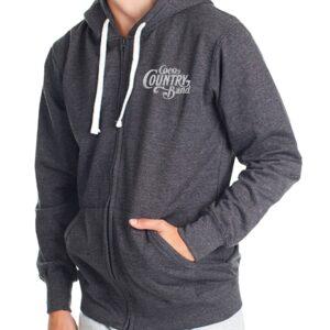 hoodie-veste-zip-fermeture-eclair-coco-country-band-gris-unisexe-unisex-hommes-femmes